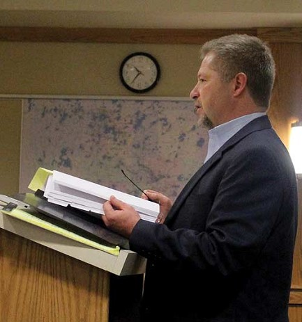 Nick Sabato/River News